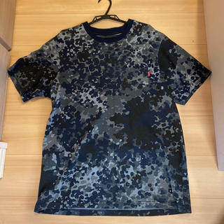 Supreme - Lサイズ supreme pocket tee navy german kamo