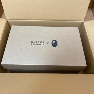 Clarks - BAPE X CLARKS DESERT BOOTS