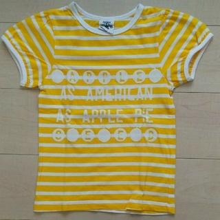 ブリーズ(BREEZE)の【~8/15迄】美品 130 ☆レディアップルシードのTシャツ  ブリーズ(Tシャツ/カットソー)