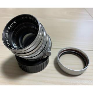 ライカ(LEICA)のライカ ズマリット50mm f1.5 Mマウント+専用フィルター(レンズ(単焦点))