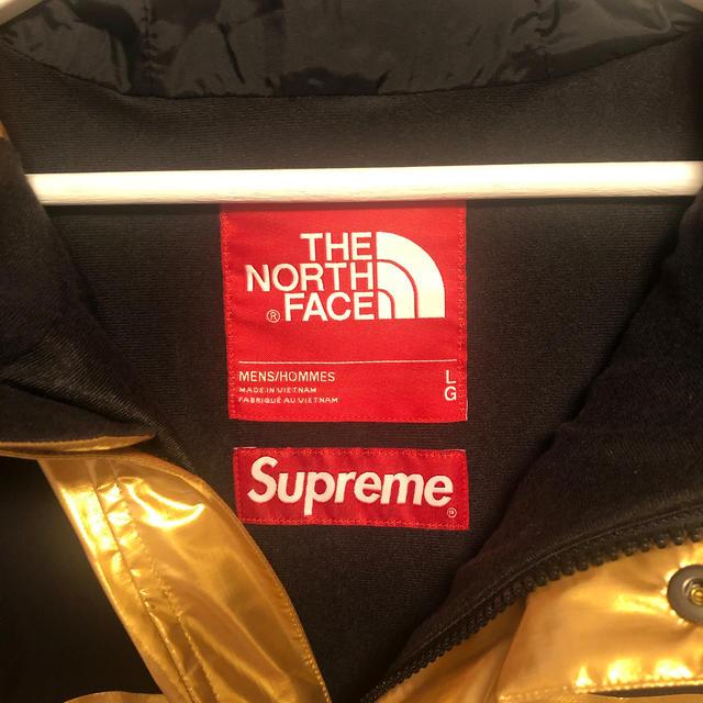 Supreme(シュプリーム)のsupreme the north face mountain parka L メンズのジャケット/アウター(マウンテンパーカー)の商品写真