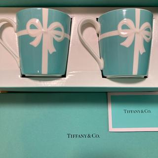 Tiffany & Co. - Tiffany マグカップ ペア