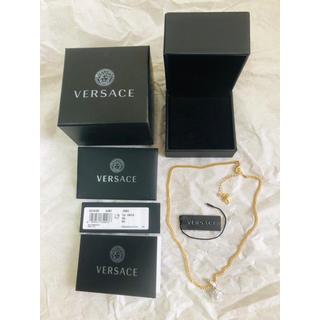 ヴェルサーチ(VERSACE)のVERSACE ゴールド & シルバー メドゥーサ ペンダント ネックレス(ネックレス)