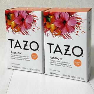2箱 TAZO ティー   Passion tea タゾティー tazo tea(茶)