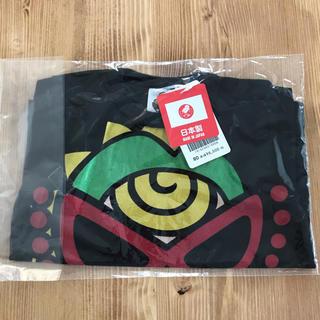 ヒステリックミニ(HYSTERIC MINI)の新品 ヒスミニ 怪獣ミニちゃんTシャツ80(Tシャツ)