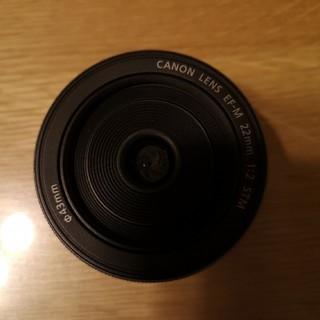 Canon - Canon 22mm F2.0 EF-Mマウント