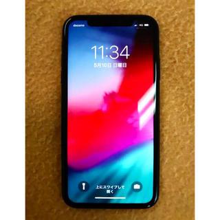 Apple - iPhone XR Black 64 GB SIMフリー 本体