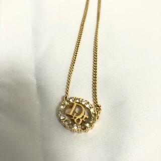 クリスチャンディオール(Christian Dior)の☆セール☆ Dior アクセサリー ネックレス ラインストーン レディース(ネックレス)