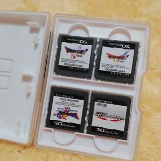 ニンテンドーDS(ニンテンドーDS)の任天堂DS ドラゴンクエスト Ⅴ・Ⅵ・Ⅸ/マリオカート(携帯用ゲームソフト)