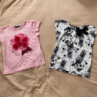 BeBe - BEBE  Tシャツ 2枚セット 110