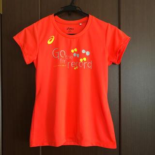 asics - asics レディース  スポーツ Tシャツ