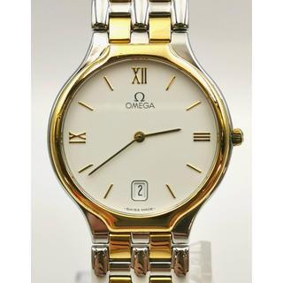 オメガ(OMEGA)のOMEGA  De Ville   シンボル デイト K18YG/SS  時計(腕時計)