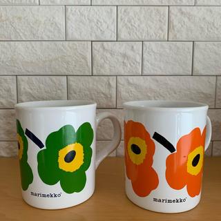 マリメッコ(marimekko)のマリメッコ マグカップ セット(グラス/カップ)