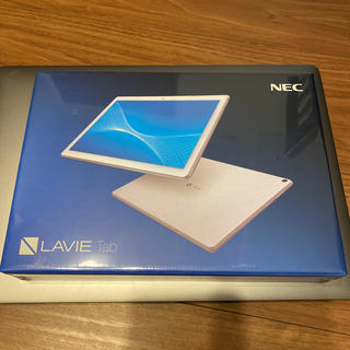 エヌイーシー(NEC)のNEC LAVIE Tab E TE710/KAW(タブレット)