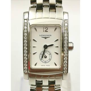 ロンジン(LONGINES)のLONGINES  L5.155.0  ドルチェビータ ダイヤ スモセコ 時計(腕時計)