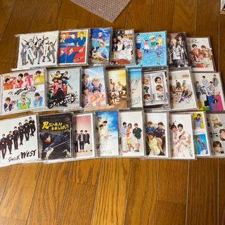 ジャニーズWEST - ジャニーズWEST シングル・アルバム CD