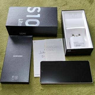 サムスン(SAMSUNG)の【美品】Galaxy S10 Lite 8GB+128GB +オマケ(スマートフォン本体)