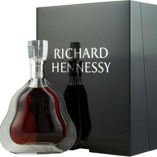 (新品未開栓)極美品 リシャール ヘネシー RICHARD HENNESSY (ブランデー)
