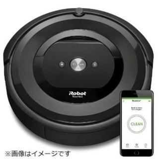アイロボット(iRobot)の【新品・未開封】iRobot ロボットクリーナー ルンバ e5(掃除機)