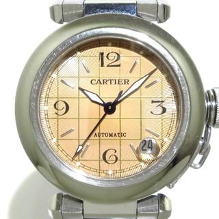 カルティエ(Cartier)のカルティエ 腕時計 パシャC W31024M7 SS(腕時計)