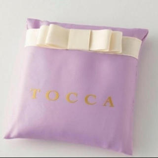 TOCCA - 新品❤️TOCCAエコバッグ❤️美人百花付録のみ❤️