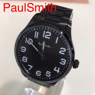 ポールスミス(Paul Smith)のPaul Smith  ポールスミス 腕時計 稼働品 ブラックベルト(腕時計(アナログ))