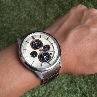 セイコー(SEIKO)の【SEIKO / セイコー】ソーラークロノグラフ(腕時計(デジタル))