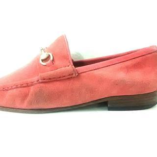 グッチ(Gucci)のグッチ ローファー 34 1/2 レディース(ローファー/革靴)