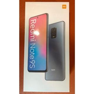 ANDROID - ★新品未開封★Redmi Note 9S 64GB SIMフリー