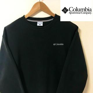 コロンビア(Columbia)の【Columbia】スウェット オーバーサイズ ブラック(スウェット)
