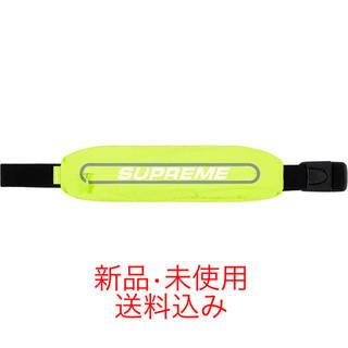 Supreme - (2019SS)Supreme Running Waist Bag Yellow
