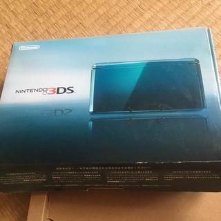 ニンテンドー3DS - Nintendo 3DS 本体 アクアブルー