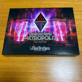 三代目 J Soul Brothers - 三代目 J Soul Brothers UNKNOWN METROPOLIZ