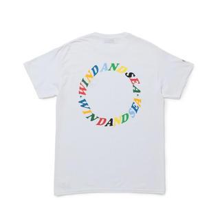 Supreme - ⭐️WIND AND SEAウィンダンシー×BIOTOPビオトープTシャツ白XL