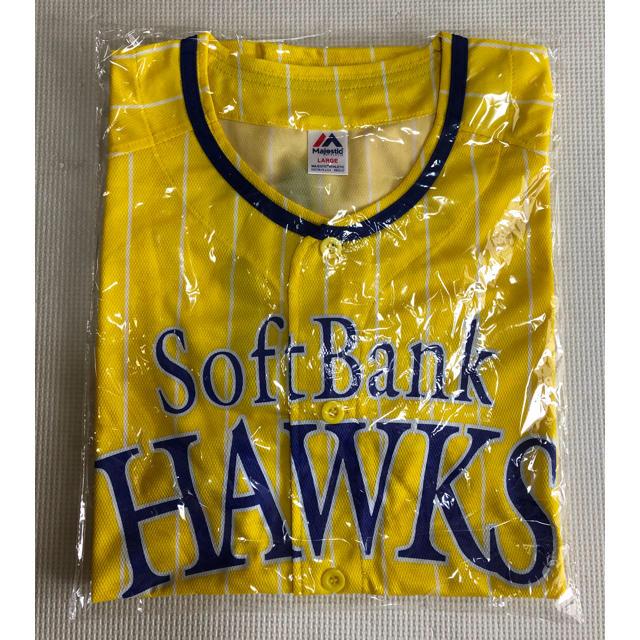 福岡ソフトバンクホークス(フクオカソフトバンクホークス)の2020年 鷹の祭典ユニフォーム スポーツ/アウトドアの野球(ウェア)の商品写真