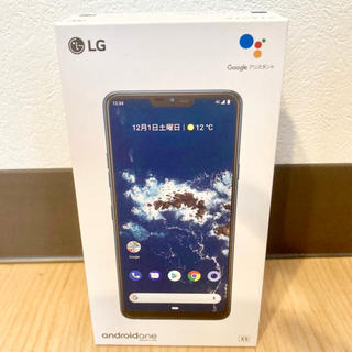 ANDROID - android one x5 シムフリー 特価