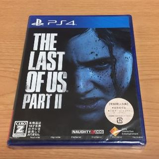 PlayStation4 - 【PS4】The Last of Us Part II  新品未開封