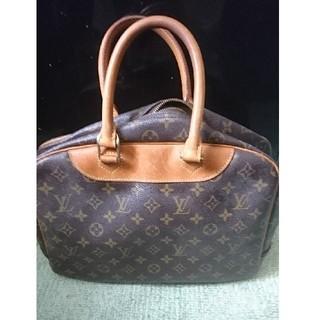 LOUIS VUITTON - 【値下げ相談】ルイ・ヴィトン  モノグラムドーヴィルハンドバッグ