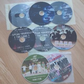 防弾少年団(BTS) - BTS DVD LIVE 音楽番組 ドキュメンタリー 他