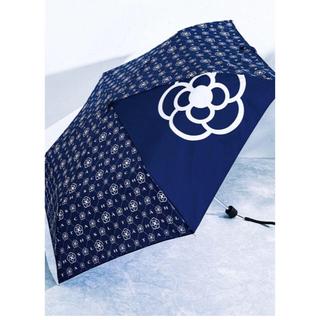 タカラジマシャ(宝島社)のsteady♡クレイサス 晴雨兼用 折り畳み傘 9月号 付録のみ(傘)