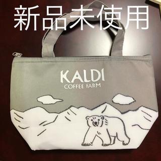 カルディ(KALDI)のカルディ 保冷バッグ トート 付録(弁当用品)