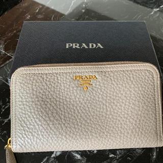 PRADA - PRADA 長財布 エトープ