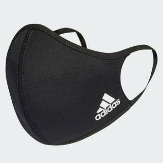 アディダス(adidas)のadidas フェイスカバー M/L 大人用 ブラック 1枚(その他)