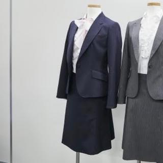 AOKI - 【新品未使用】!再値下げ!AOKI レディーススカート Sサイズ ネイビー