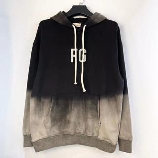 FEAR OF GOD 6TH COLLECTION 絞り染め  パーカー S