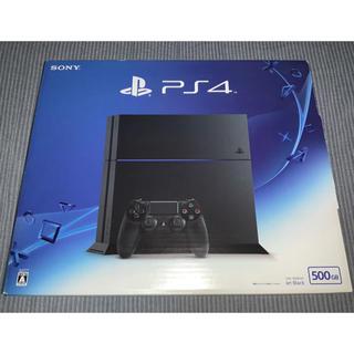 PlayStation4 - SONY PlayStation4 本体 CHU-1200AB01 500GB