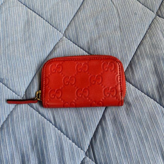 Gucci(グッチ)のGUCCI小銭入れ メンズのファッション小物(コインケース/小銭入れ)の商品写真
