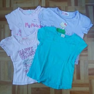 ハローキティ(ハローキティ)のハローキティT-shirt 120㎝(Tシャツ/カットソー)