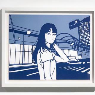 untitled(KYNE TOKYO 2)新作版画