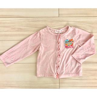 バンダイ(BANDAI)の子供服 キッズ アンパンマン 夏用 上着 アウター 女の子 100cm(Tシャツ/カットソー)